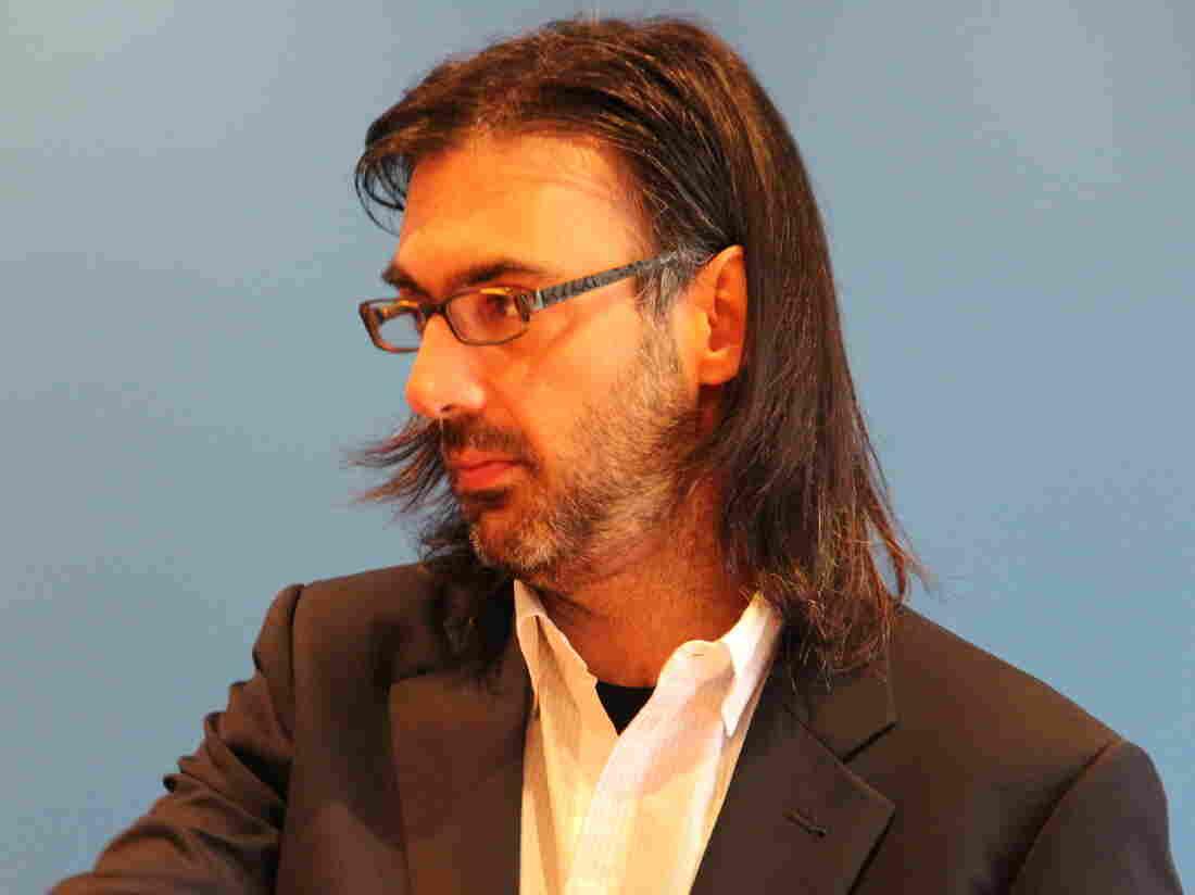 Violinist Leonidas Kavakos.