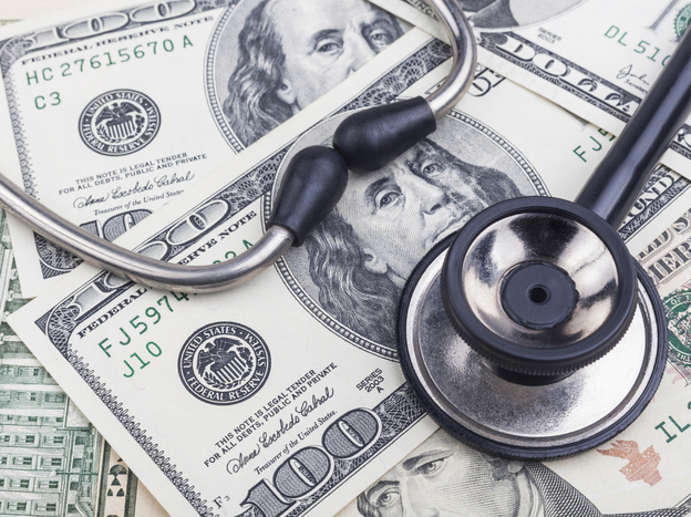 Health Spending Increases Remain At Record Lows