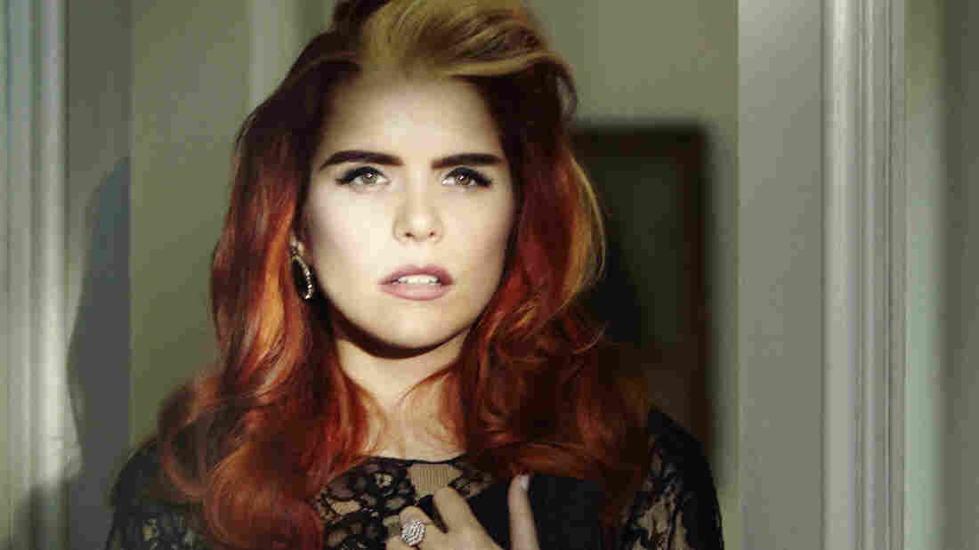 Singer-songwriter and actress Paloma Faith's new album is titled Fall to Grace.