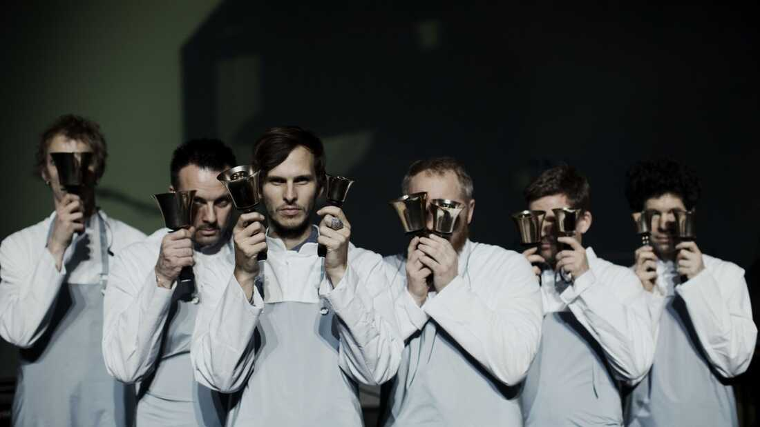 First Listen: Pantha Du Prince & The Bell Laboratory, 'Elements Of Light'