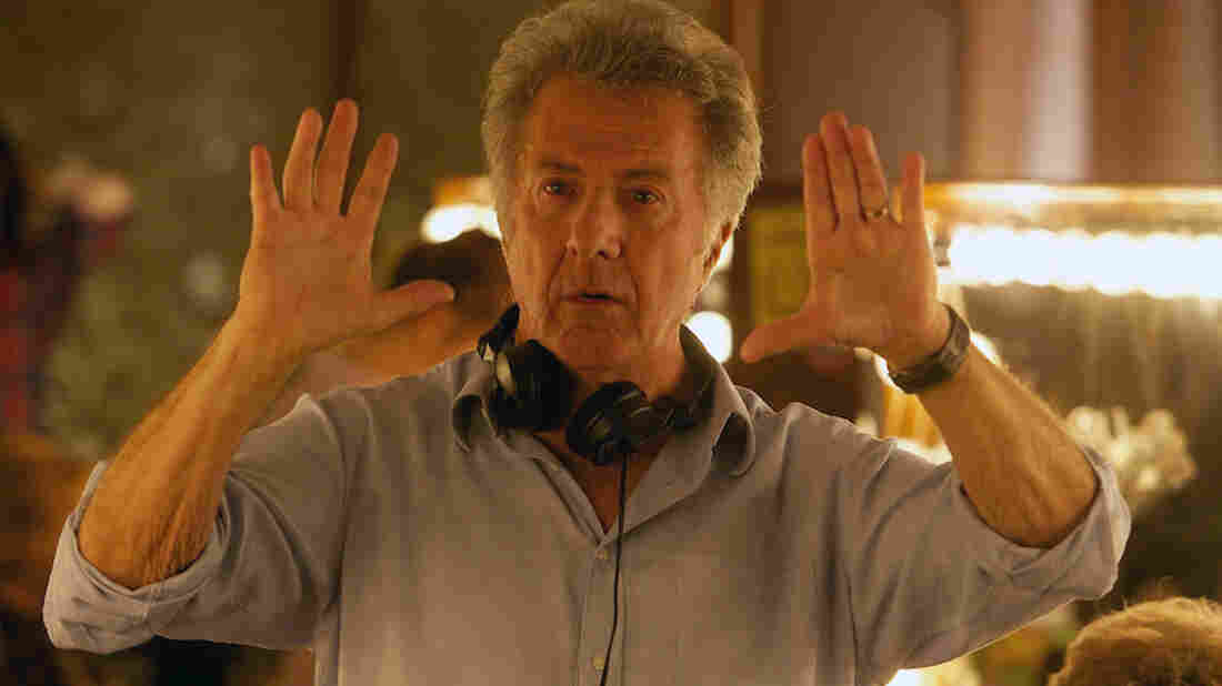 Dustin Hoffman makes his directorial debut with the film Quartet. He has starred in such classics as The Graduate, Kramer vs. Kramer and Tootsie.