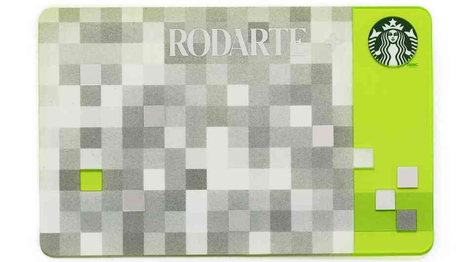 product image released by starbucks shows the rodarte design starbucks