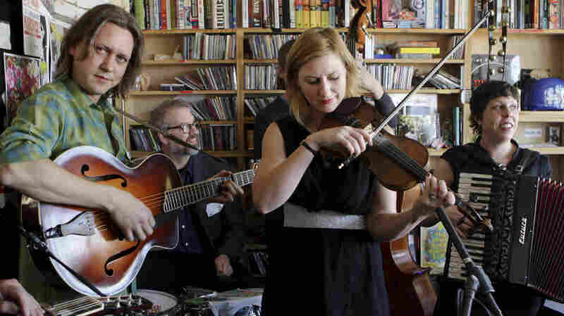 Black Prairie: Tiny Desk Concert