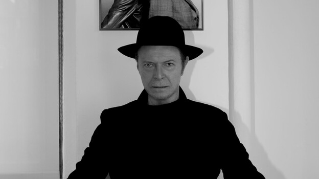 David Bowie's 30th studio album, The Next Day, will come out on March 12. (Courtesy of the artist)