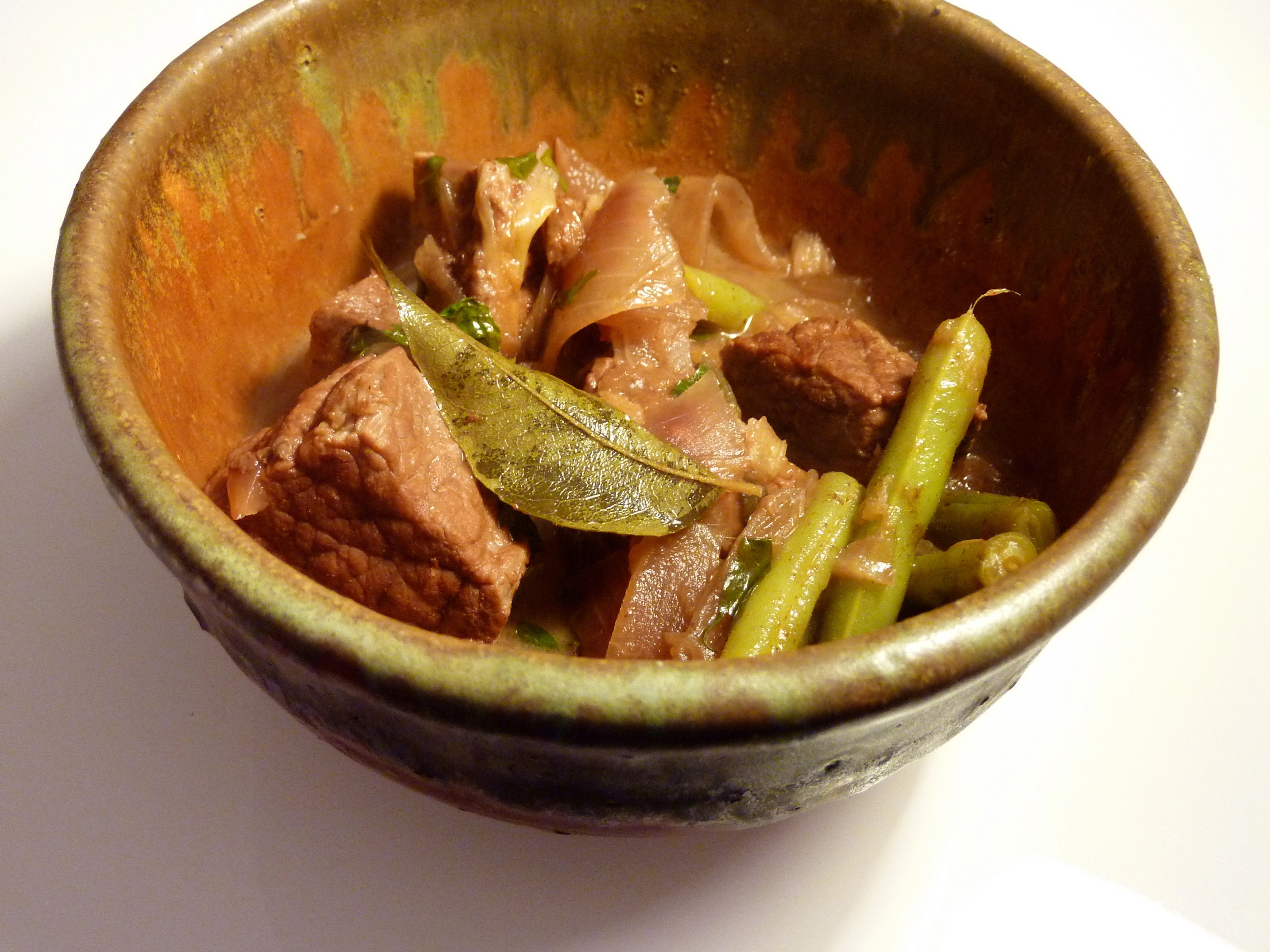 Tamarind Beef