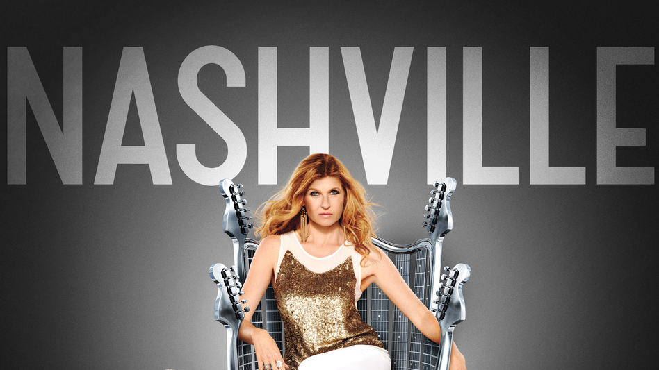 Connie Britton (pictured) and Hayden Panetierre star as country singers of different generations on the ABC series Nashville. (Courtesy of ABC)