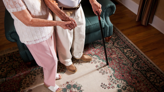 The nation's largest provider of nonmedical home care for seniors is now offering training to help family caregivers deal with the challenges of caring for an Alzheimer's patient. (iStockphoto.com)