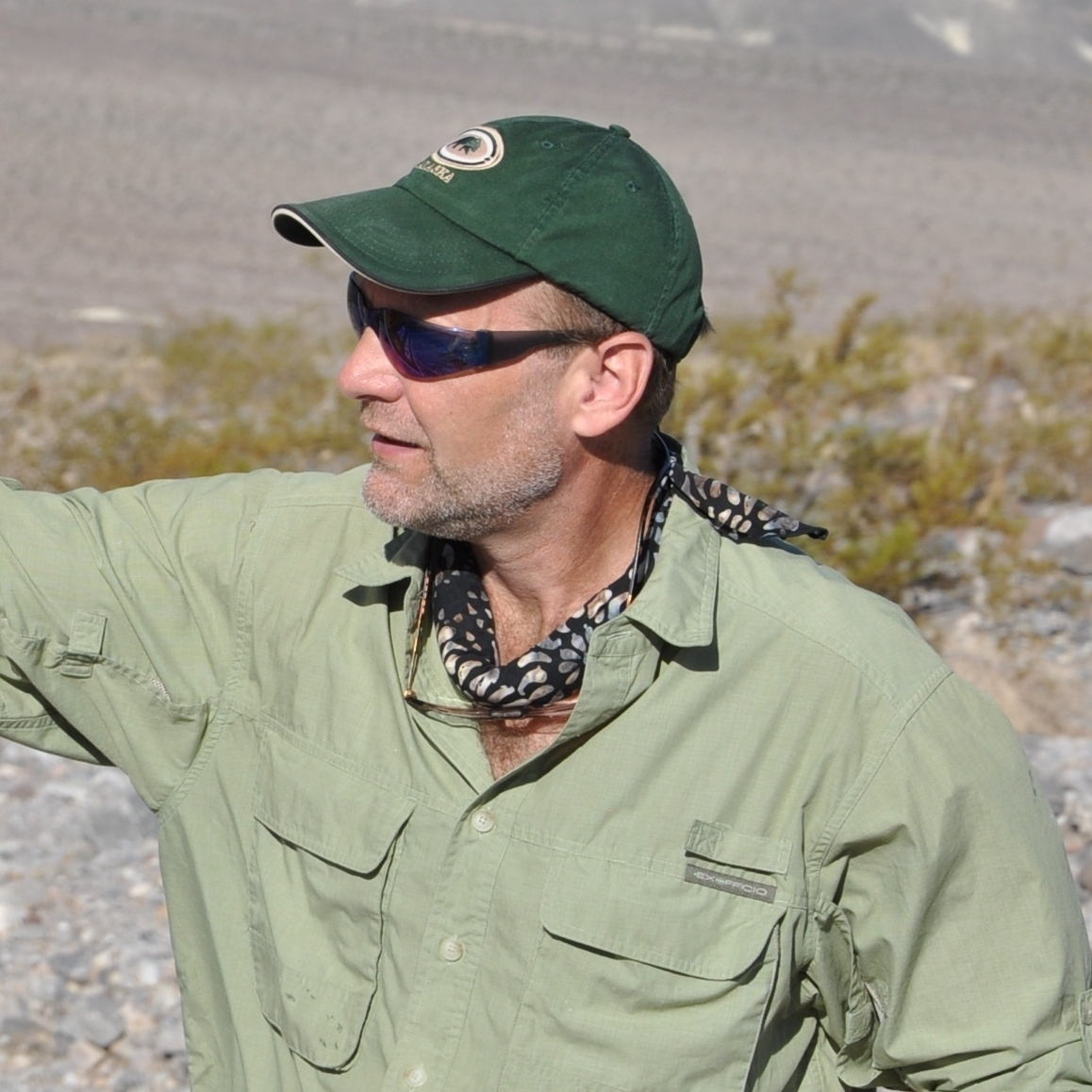 Bill Streever is a biologist focusing on habitat restoration and ecosystem monitoring. He lives in Alaska.