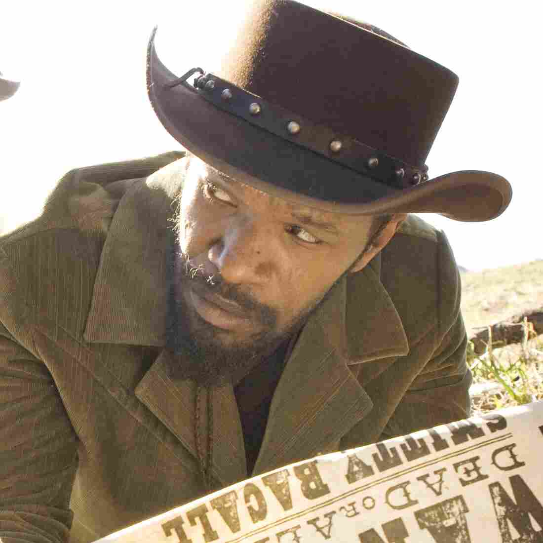 In 'Django' And 'Lincoln,' Two Very Different Takes On America's Racial Past