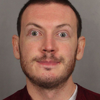 James Holmes in a photo from the Arapahoe County (Colo.)  Sheriff's Office.