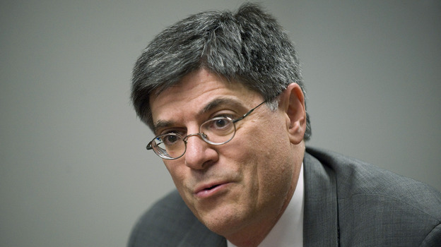 Jack Lew, current White House chief of staff. He's likely to be the nominee for treasury secretary. (Reuters /Landov)