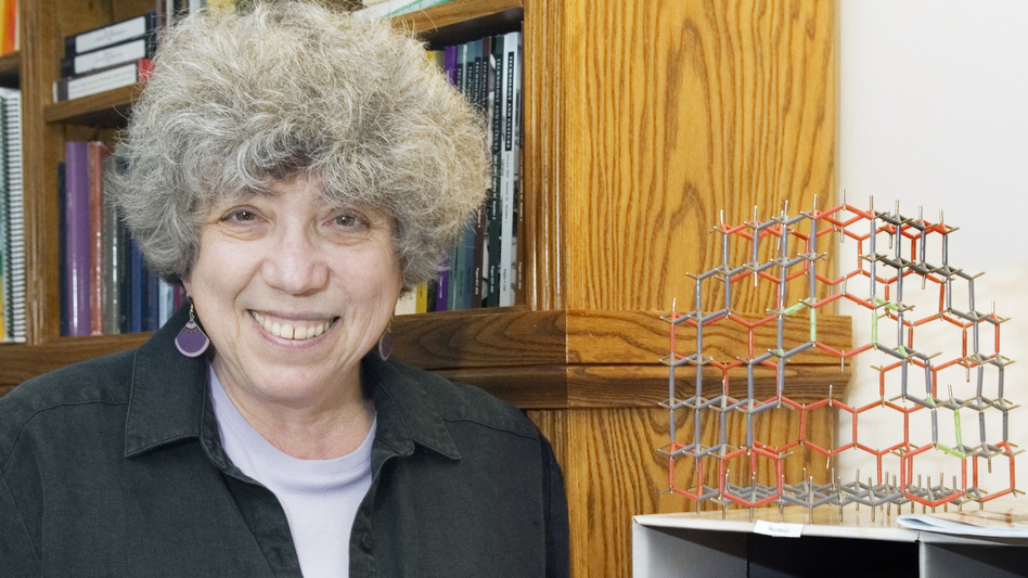 Marjorie Senechal is the Louise Wolff Kahn Professor Emerita in Mathematics and History of Science and Technology at Smith College. (Courtesy of Oxford University Press)