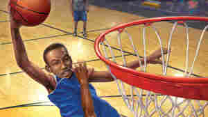 NBA Star Aims To Inspire Young Readers With 'Slam Dunk'