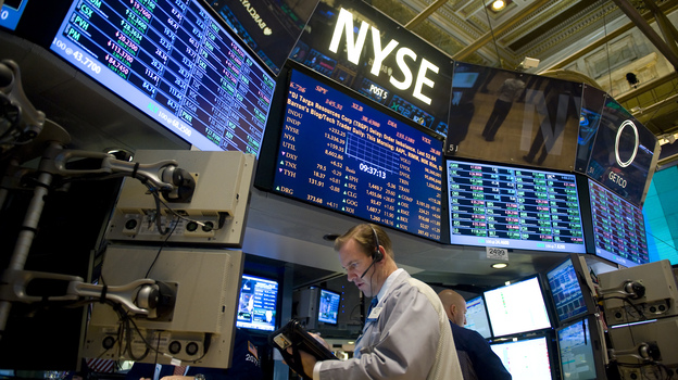 Traders work on the floor of the New York Stock Exchange Jan. 2. Financial market participants will be keeping a close eye on upcoming deadlines affecting the U.S. debt ceiling, scheduled automatic budget cuts and federal funding. (AFP/Getty Images)