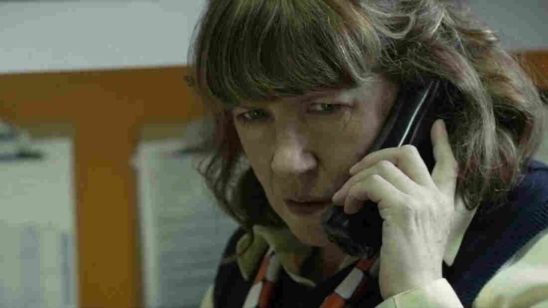 Ann Dowd plays Sandra, a hard-nosed Midwestern manager of a fast-food franchise in Compliance. The actress spent $13,000 to try to get an Oscar nomination for the role.