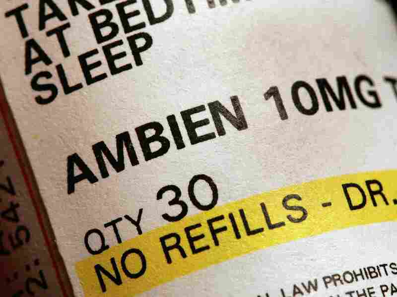 The active ingredient in Ambien stays in the body longer than thought, FDA officials say.