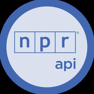 The NPR badge for Codecademy API courses.