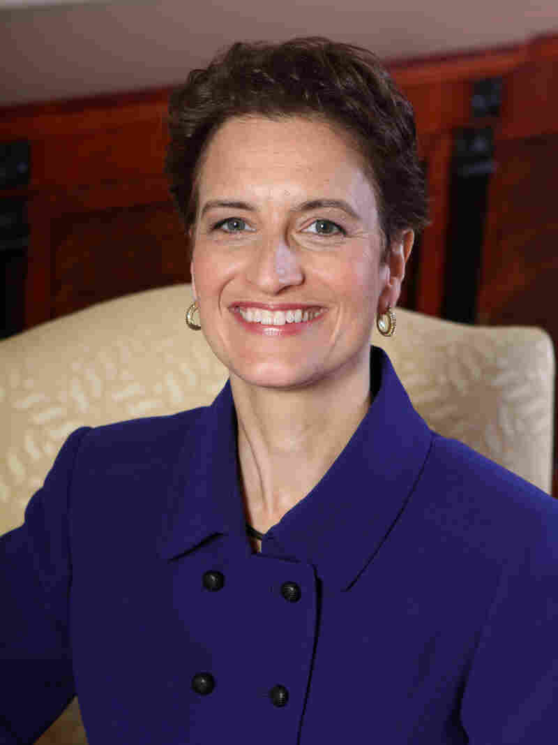President Elizabeth Kiss, Agnes Scott College (Courtesy of Agnes Scott College, copyright 2012)