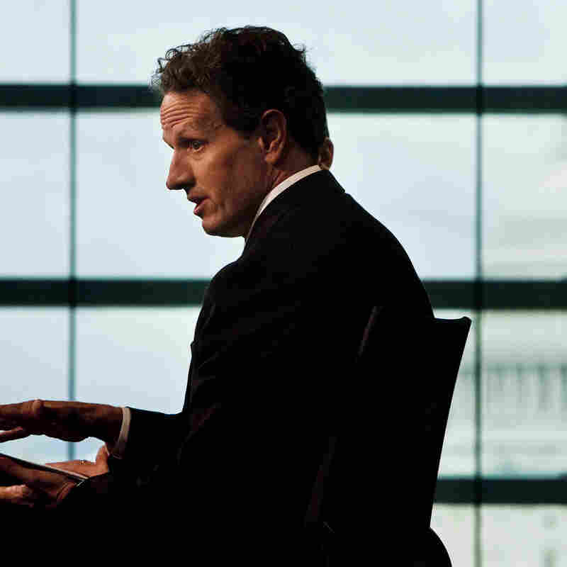 Geithner Began With 'Smoldering' Economy; What Does He Leave?