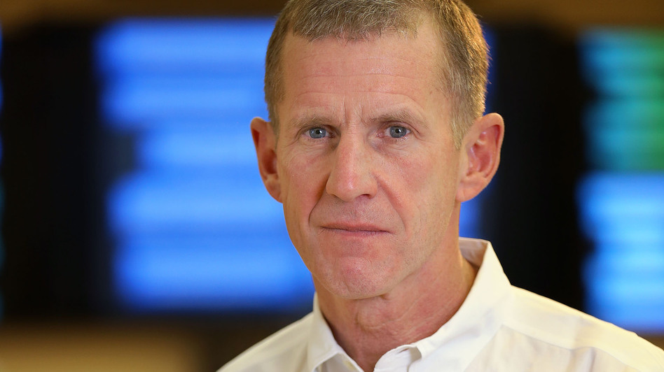 Gen. Stanley McChrystal was the commander of U.S. forces in Afghanistan until 2010. His new memoir chronicles his military career. (Penguin Group)
