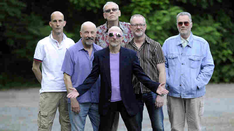 Graham Parker And The Rumour On World Cafe