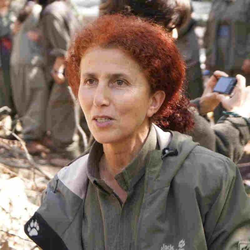 An undated of Sakine Cansiz, one of three Kurdish activists found shot to death today in Paris.