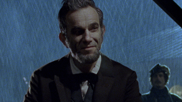 Daniel Day-Lewis stars as President Abraham Lincoln in director Steven Spielberg's drama Lincoln. (Twentieth Century Fox)