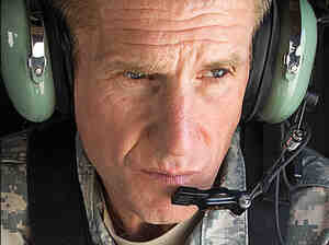 Stanley McChrystal's new memoir, My Share of the Task, recounts lessons from his years in the military.