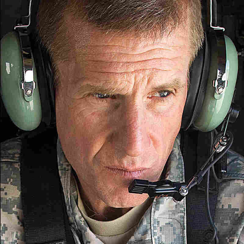 'I Accepted Responsibility': McChrystal On His 'Share Of The Task'