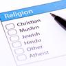 List of religions.
