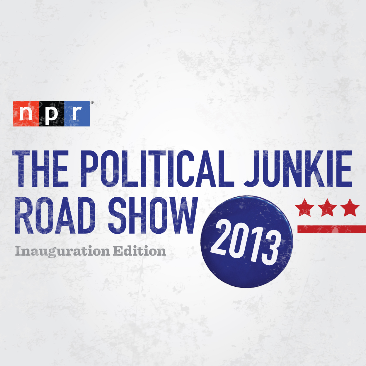 The Political Junkie Road Show, 2013.