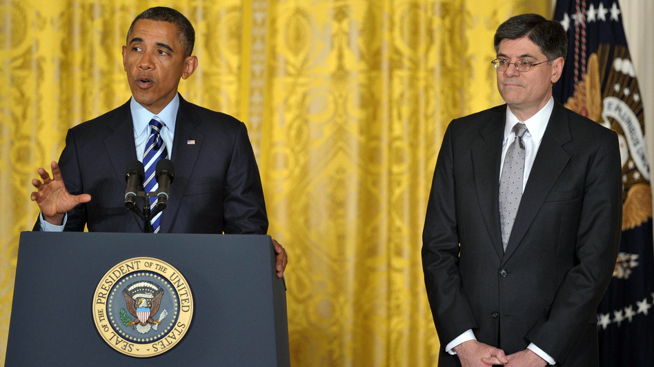 Jack Lew has been nominated to be the next Treasury secretary. (AFP/Getty Images)