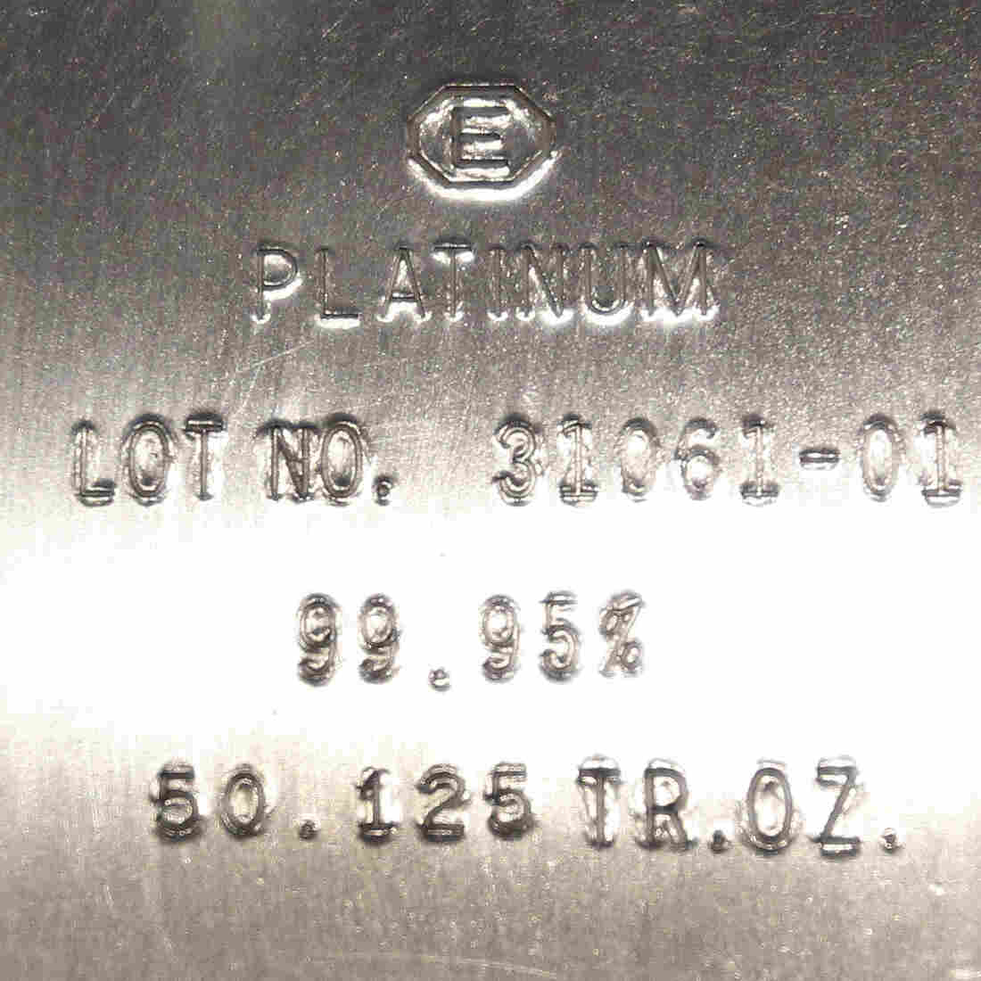 What Does $1 Trillion Worth Of Platinum Look Like?
