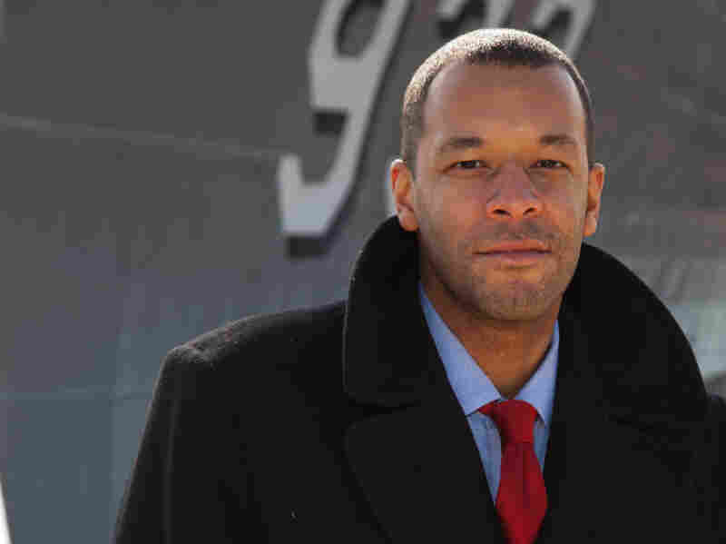 Author and historian Rawn James Jr. explores the integration of the U.S. military in The Double V.