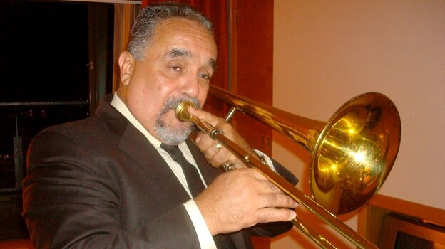Nuyorican trombonist Willie Colon.
