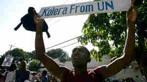 After Bringing Cholera To Haiti, U.N. Plans To Get Rid Of It