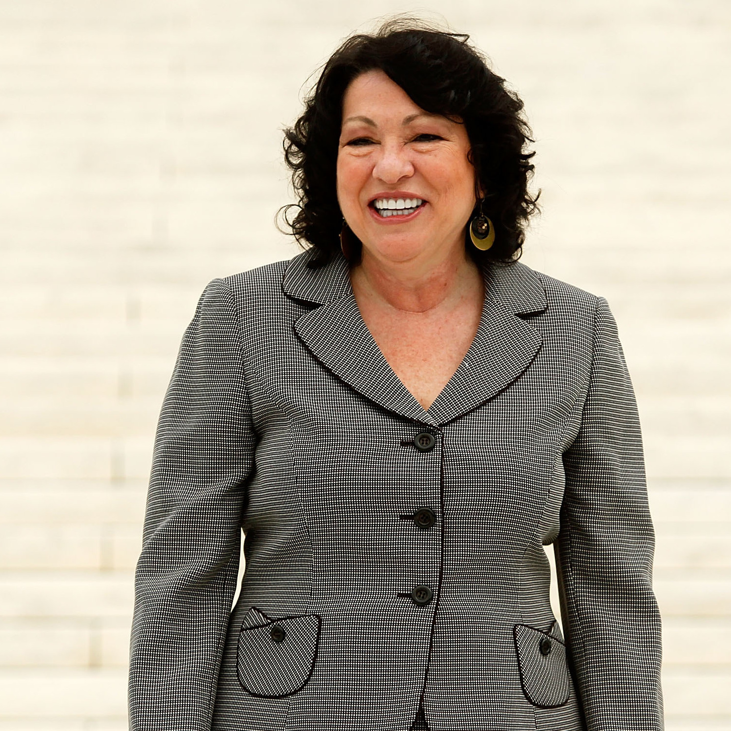 Sonia Sotomayor is a U.S. Supreme Court Justice. Her memoir, My Beloved World, is being released simultaneously in English and in Spanish.
