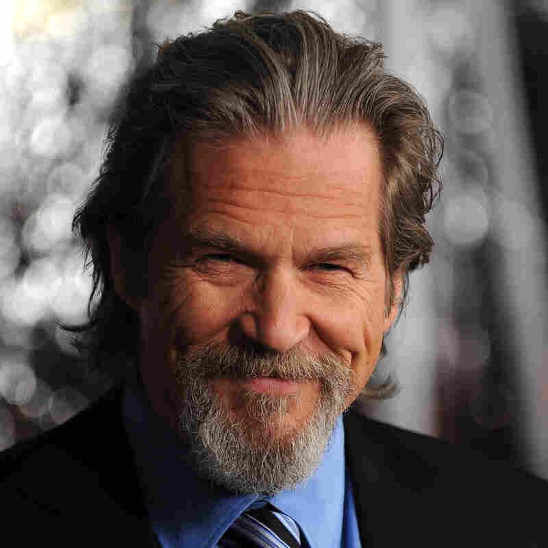 Actor Jeff Bridges Plays Not My Job