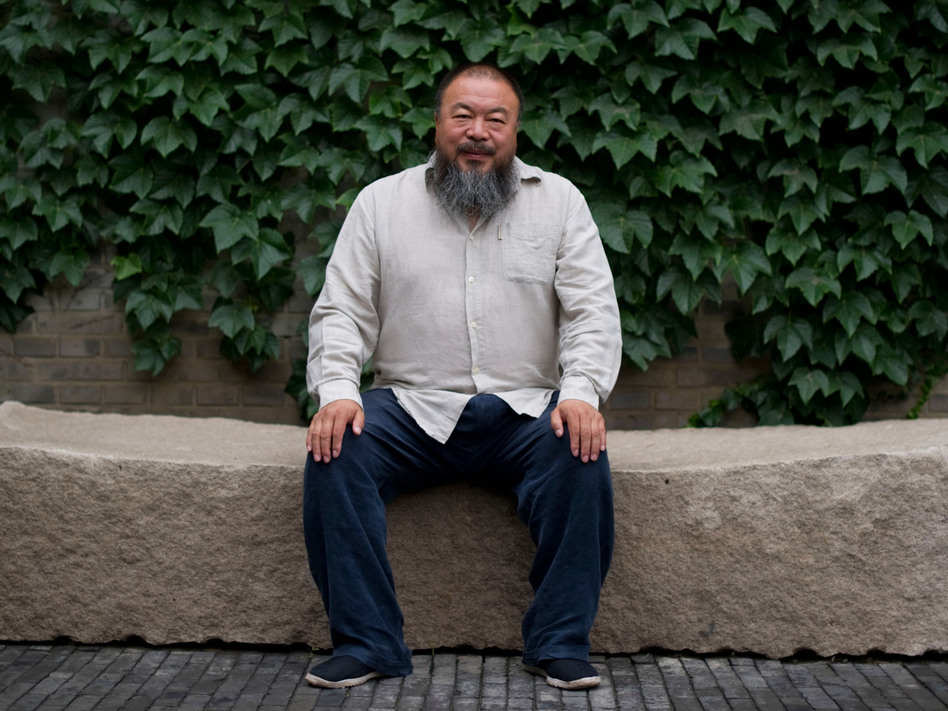 Chinese artist Ai Weiwei in June 2012.
