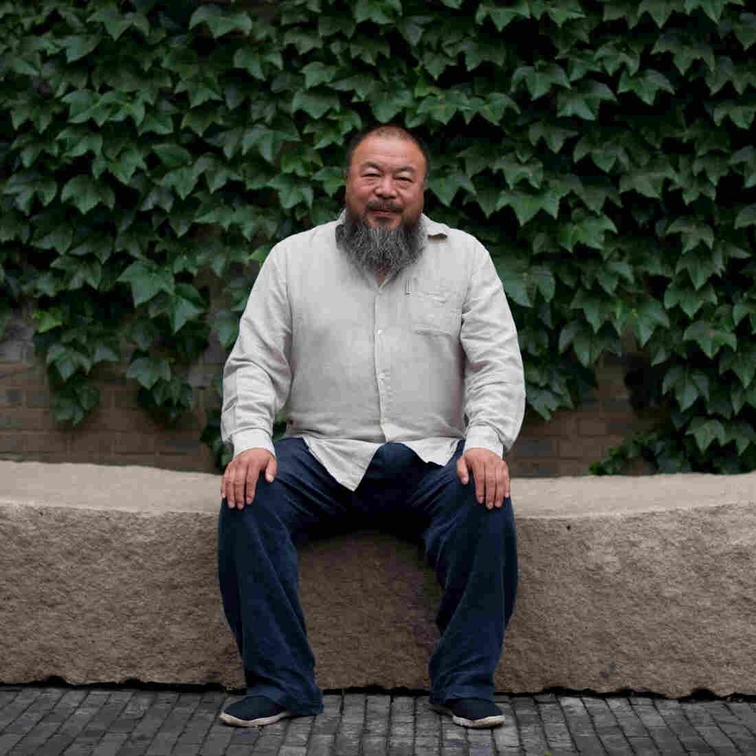 Ai Weiwei: In China, Lack Of Truth 'Is Suffocating'