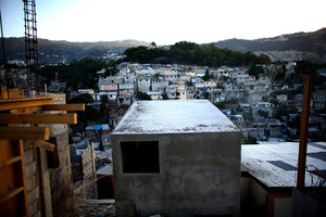 The 16/6 project, funded by the Haitian government, was initially intended to allow the closure of six relocation camps and return nearly 5,000 families to 16 neighborhoods. But construction has been extremely slow in the three years following the devastating earthquake.