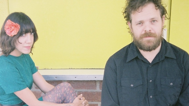 Stefanie Drootin-Senseny and Chris Senseny are the core of Big Harp, a band the married couple formed shortly after the birth of their second child. (Courtesy of the artist)