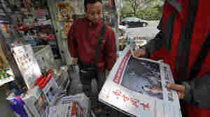 Amid Newspaper Standoff, China Keeps Tight Grip On Media
