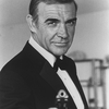 Scottish actor Sean Connery is seen in 1982 during the making of the film Never Say Never Again.