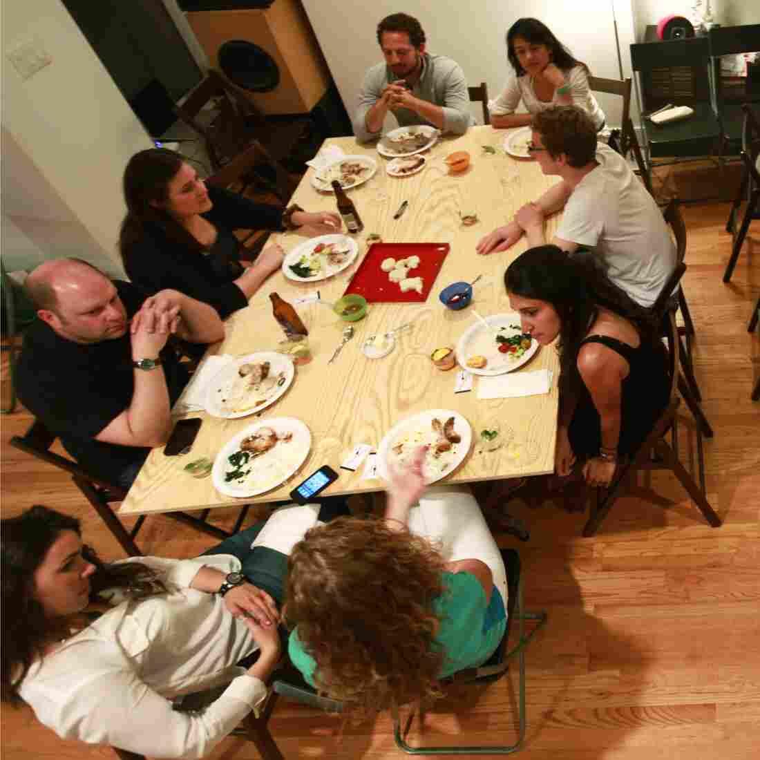 Matching Diners To Chefs, Startups Hatch Underground Supper Clubs