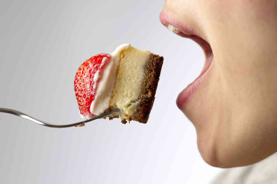 Cheesecake: just a well-optimized fat and sugar delivery system?