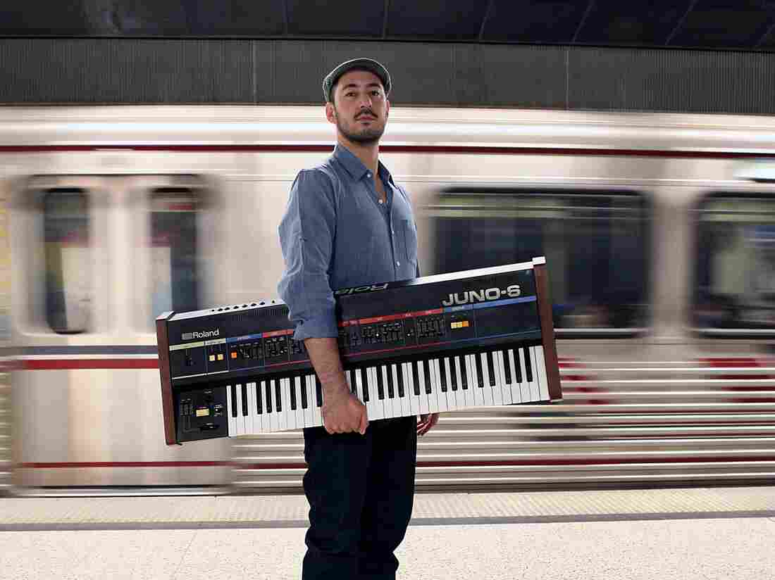 Mark de Clive-Lowe, a DJ and keyboard player, will present his CHURCH ensemble.