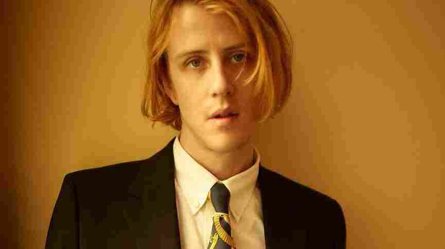 Christopher Owens' first solo album is called Lysandre.