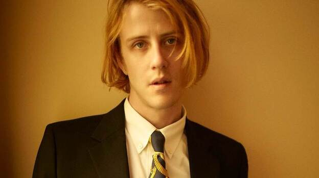 Christopher Owens' first solo album is called Lysandre. (Courtesy of the artist)