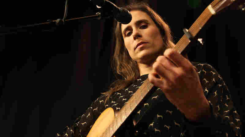 Rose Cousins on Folk Alley.